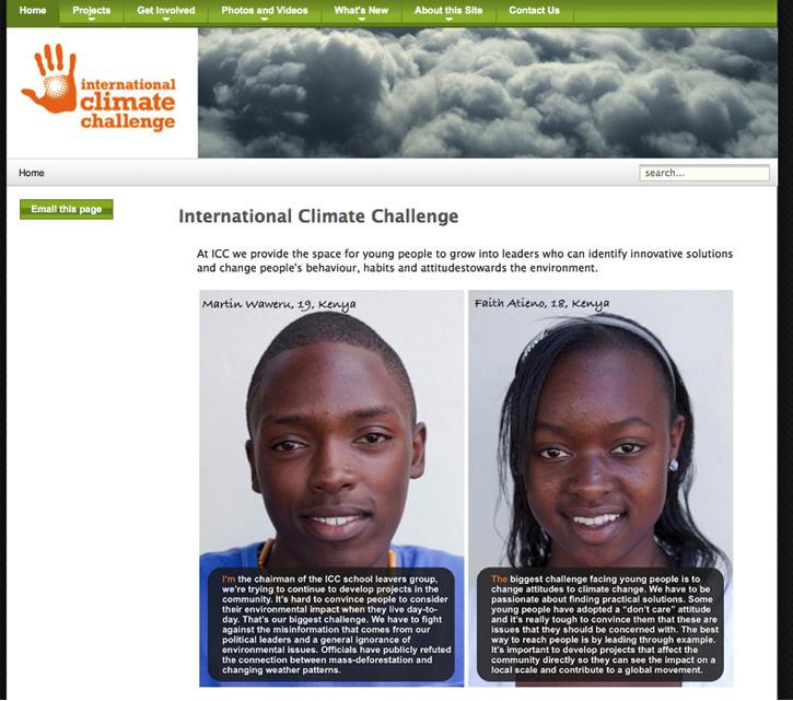 International Climate Challenge